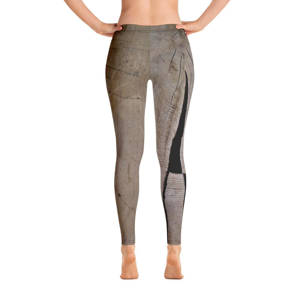 Sitka Spruce Cross Section Leggings - 57 Peaks