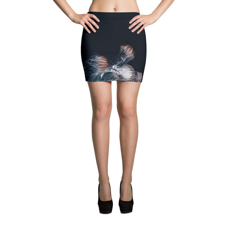 Jellyfish Mini Skirt