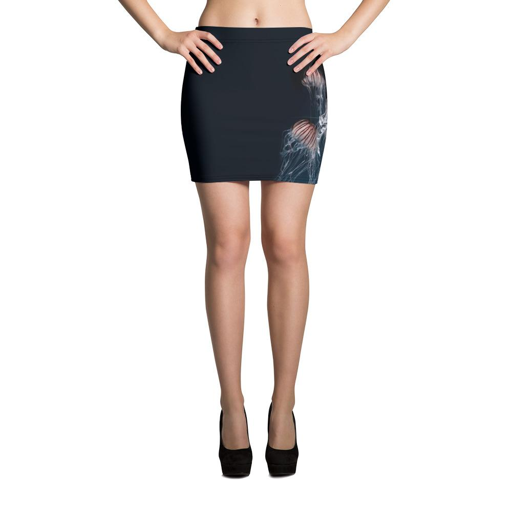 Jellyfish Mini Skirt - 57 Peaks