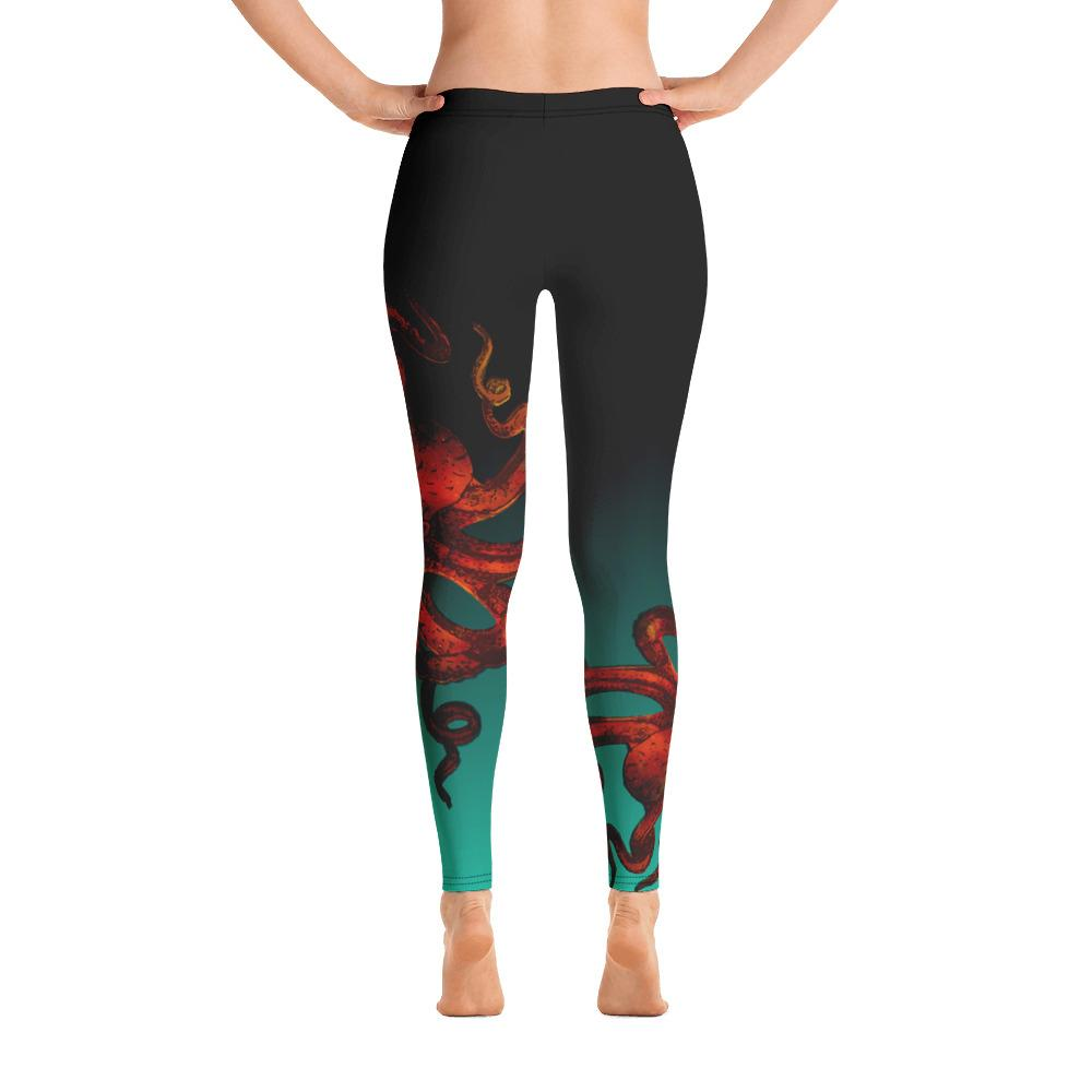 Octopus Nebula Leggings