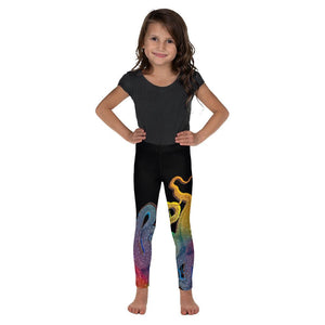 Octopus Rainbow Kids' Leggings