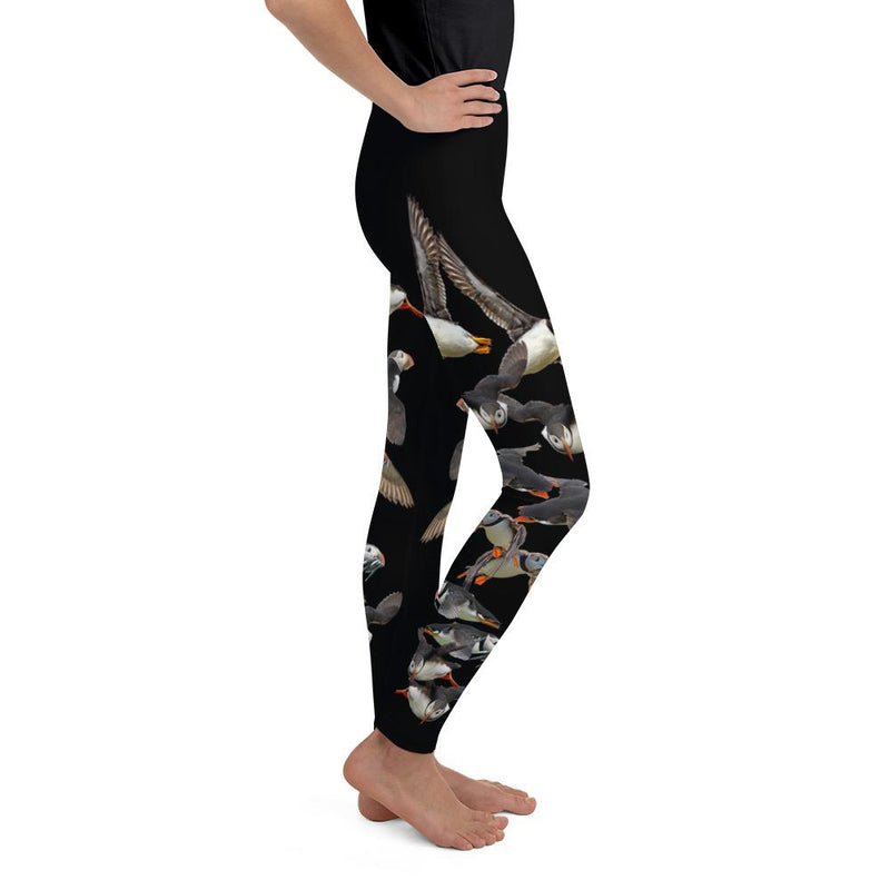 Puffin Youth Leggings