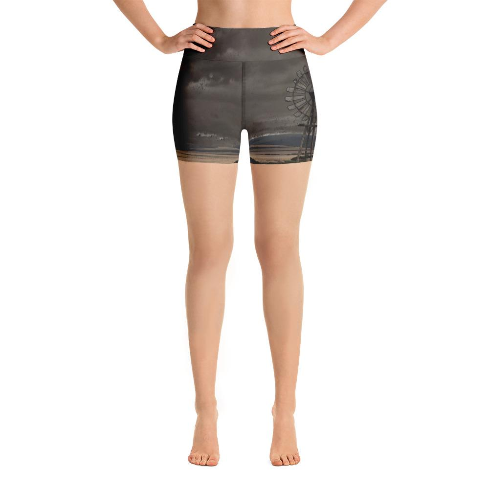 Windmill Yoga Shorts