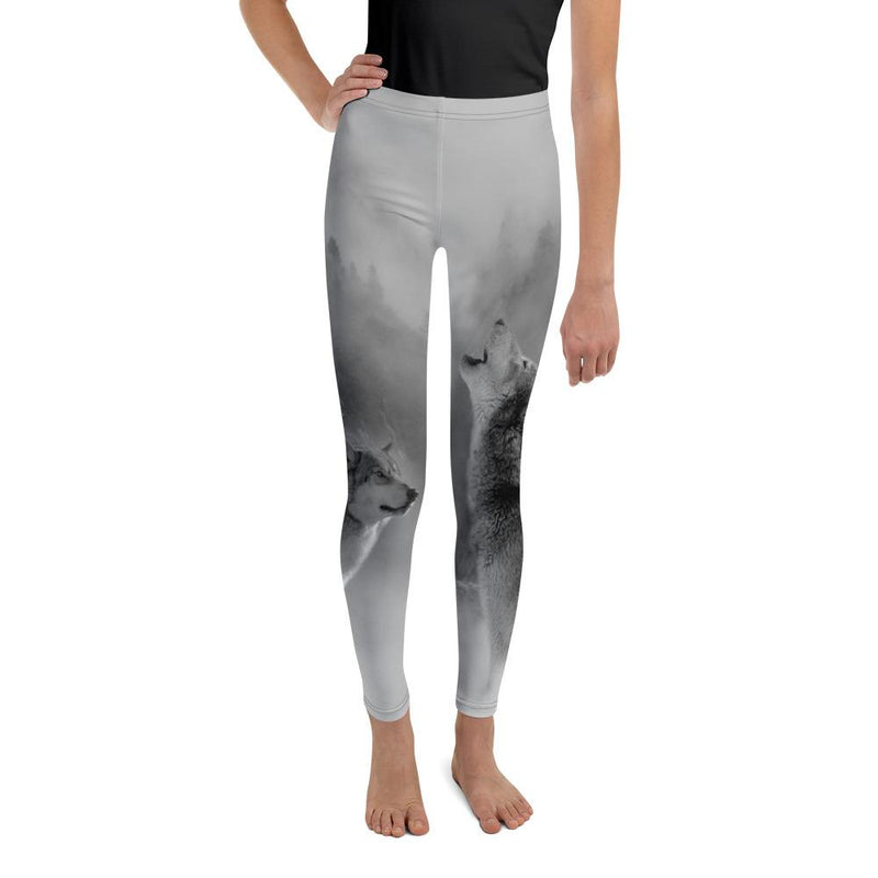 Wolf Youth Leggings