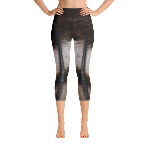Greater Kudu Capri Leggings