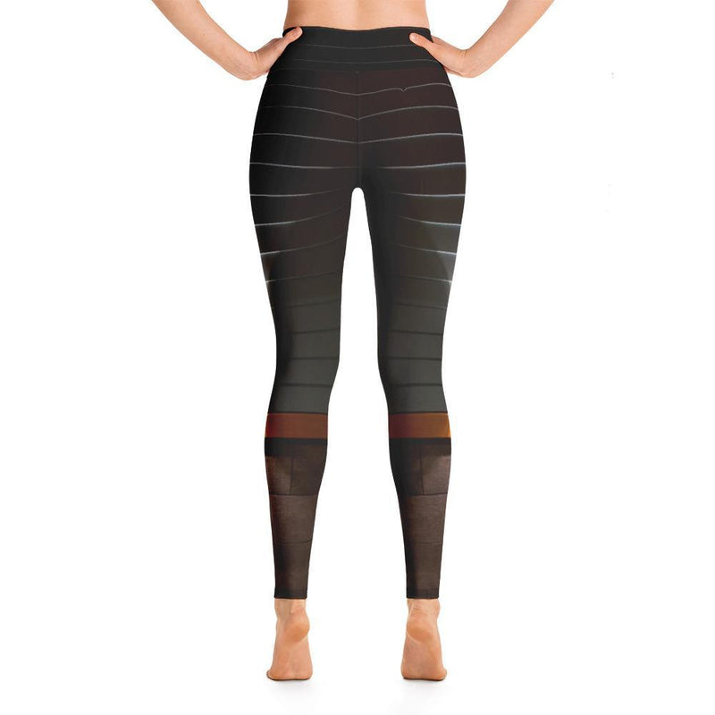 Centennial Hall Yoga Leggings - 57 Peaks