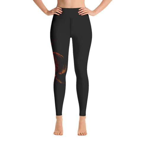 Greater Kudu 2 Yoga Leggings