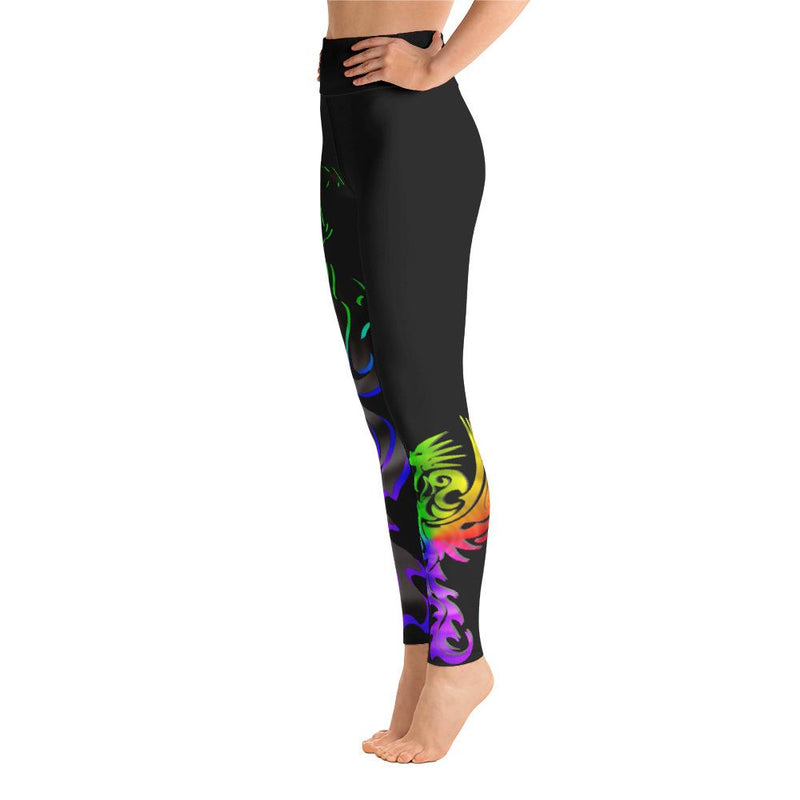 Dragon 2 Yoga Leggings