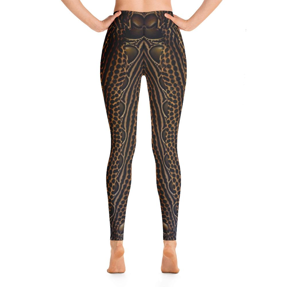 Great Argus Yoga Leggings