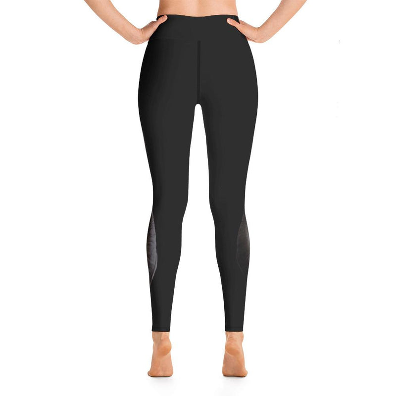 Greater Kudu 2 Yoga Leggings - 57 Peaks