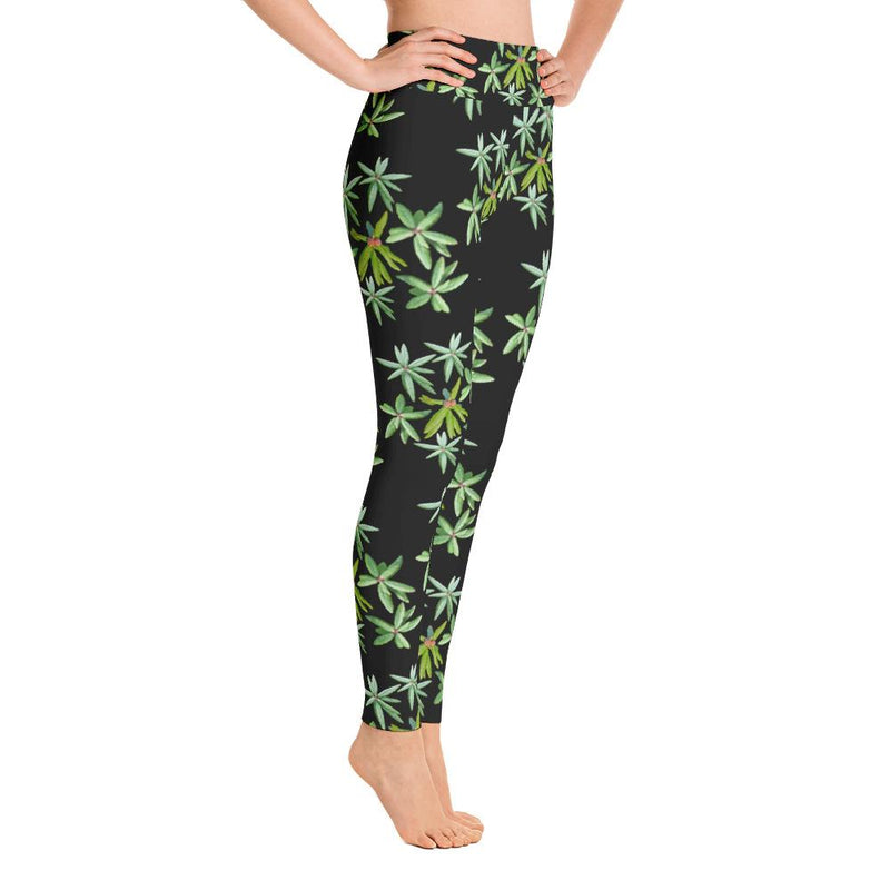 Labrador Tea Yoga Leggings - 57 Peaks