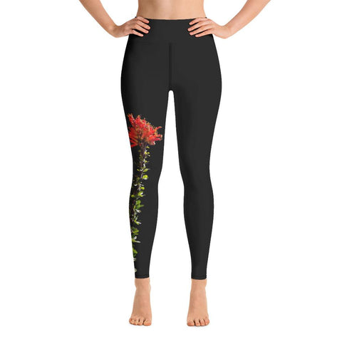 Slug Camo 2 Yoga Leggings