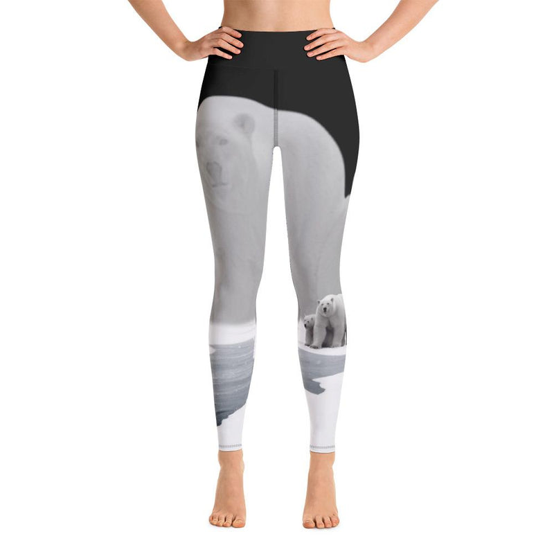 Polar Bear 2 Yoga Leggings
