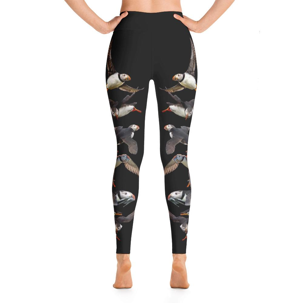 Puffin Yoga Leggings - 57 Peaks