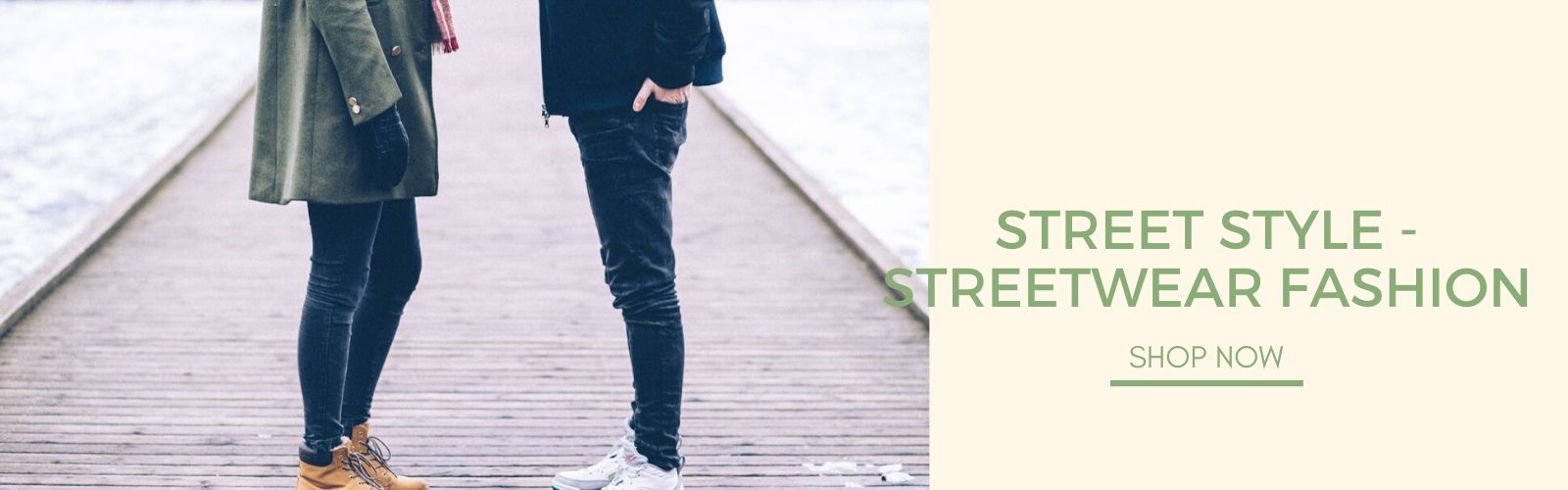 Street Style - Streetwear Fashion AT DELUGESALES.COM