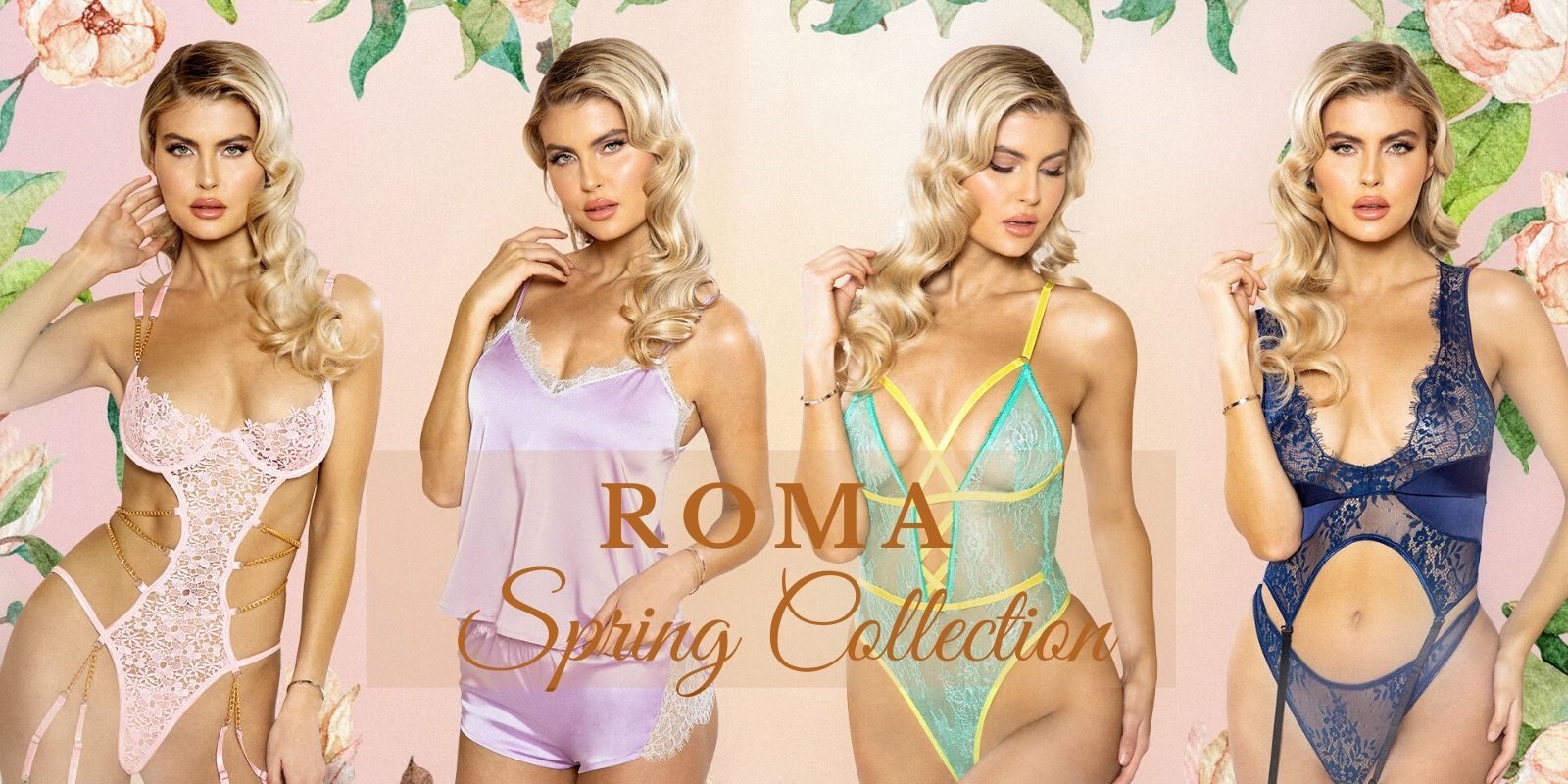 Roma Spring Collection 2020 - Deluge Sales