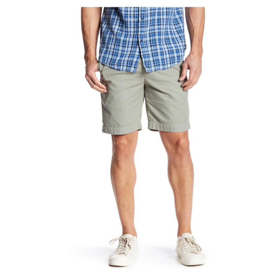 Save Khaki United Men's Light Twill Bermuda Shorts, Size 28-30