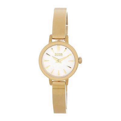 Slim Ultra Mini Ladies Watch in Gold, HUGO BOSS- Deluge Sales