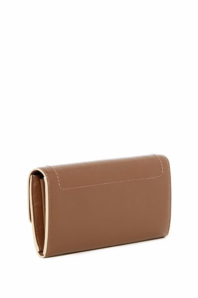 Double Groove Leather Wallet TRUFFLE WI, Marc Jacobs- Deluge Sales