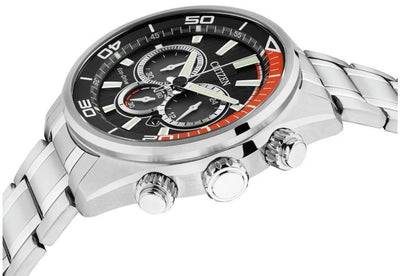 Citizen Multicolor Men Eco Drive Watch
