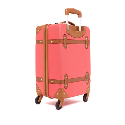 "Women's Saluti 18"" Hardside Carry-On by DVF - Deluge Sales"