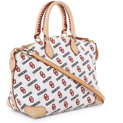 Oklahoma Leather Satchel, Dooney & Bourke- Deluge Sales