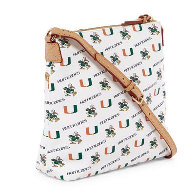 Miami Leather Crossbody, Dooney & Bourke- Deluge Sales