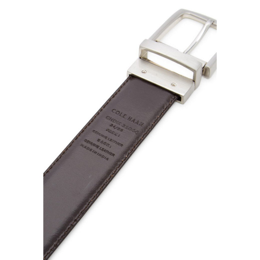 Cole Haan Men's Reversible Leather Belt - Deluge Sales
