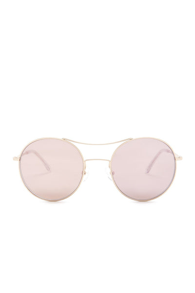 Reeva Women's Round Aviator Sunglasses | Deluge Sales