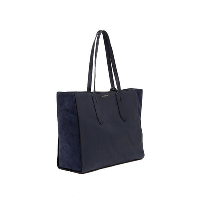 Anne Klein Women's Julia Leather Tote Bag
