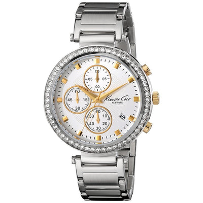 Kenneth Cole NY Stainless Steel Chronograph 10019755 Watch | Deluge Sales