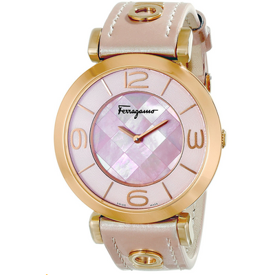SALVATORE FERRAGAMO Gancino Deco Watch - Deluge Sales