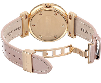 Gancino Deco Watch, SALVATORE FERRAGAMO- Deluge Sales