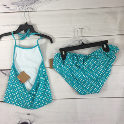 Tea Collection Atmosphere Swimsuit 2-Pieces, Size 12 - Deluge Sales