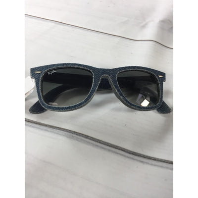 Ray-Ban Original Wayfarer Denim Blue Sunglasses - Deluge Sales