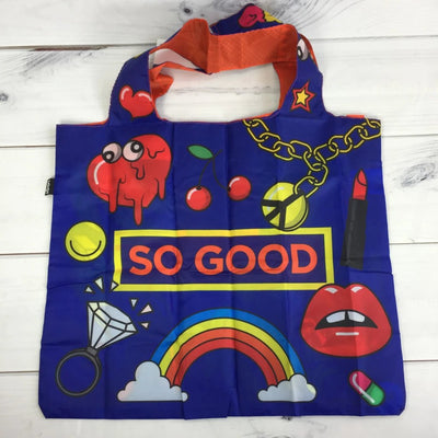 LOQI Pop Collection So Good Shopping Bag - Deluge Sales