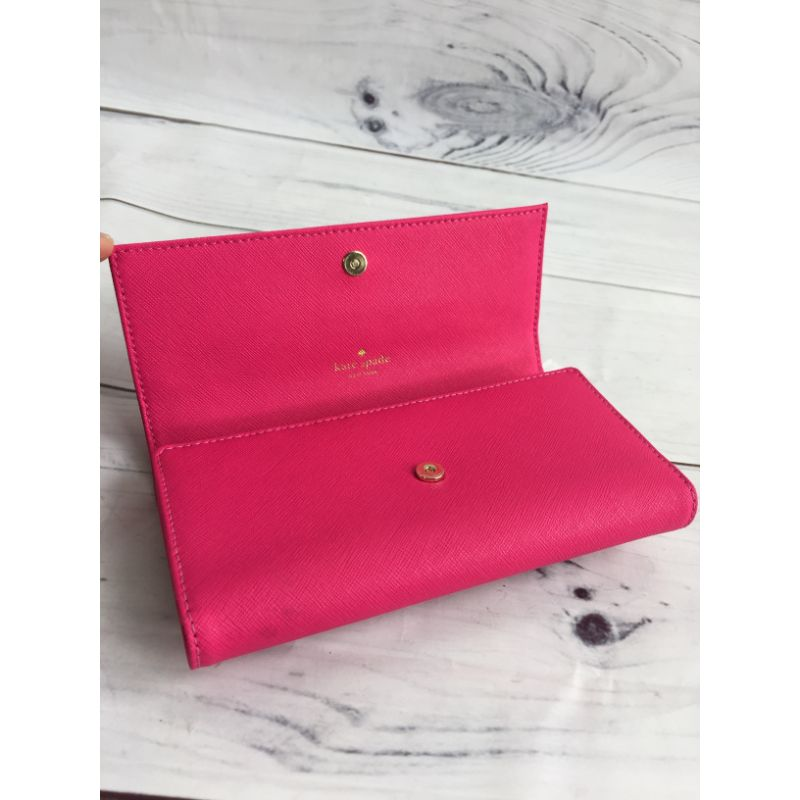 Kate Spade Cameron Street Lacey Wallet - Deluge Sales
