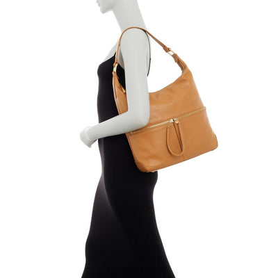 Women's Urban Legend Leather Shoulder Bag by Hobo | Deluge Sales