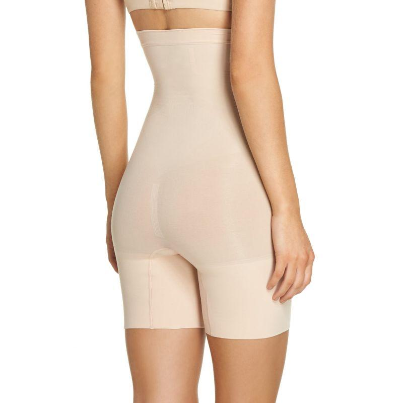 Women's SPANX High Waist Mid-Thigh Shaper, Size X-Large