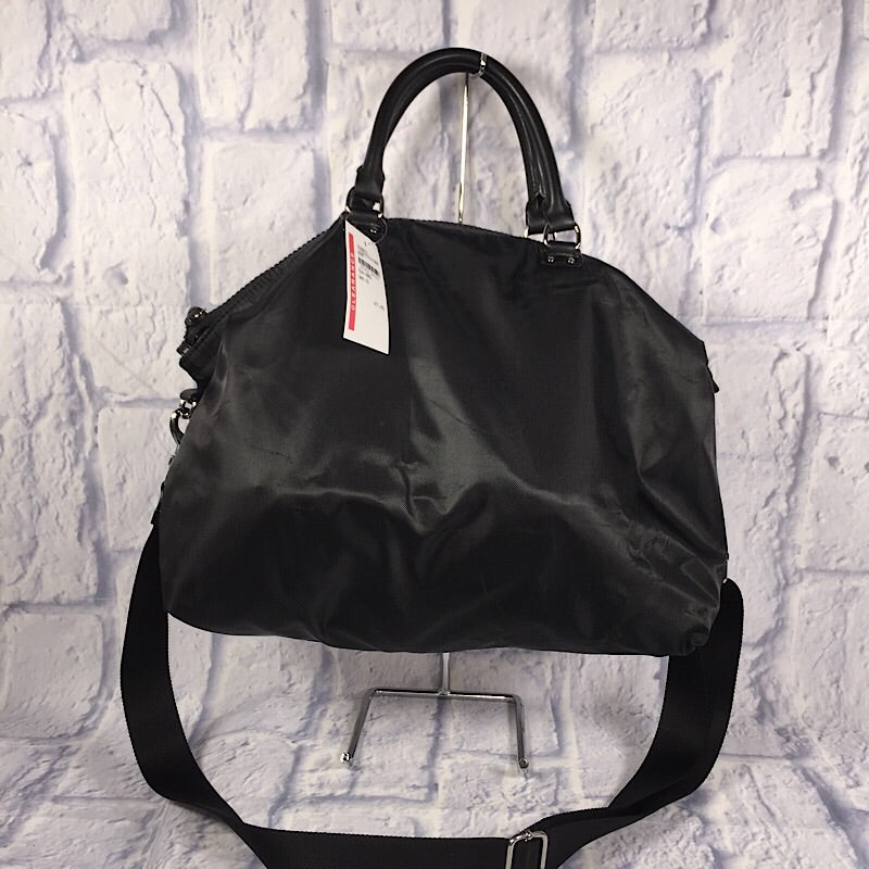 Rebecca Minkoff Mott Nylon Tote Black Shoulder Bag