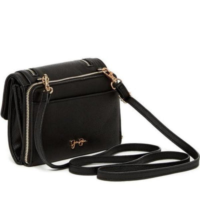 Livia Crossbody Clutch, Black, Jessica Simpson- Deluge Sales