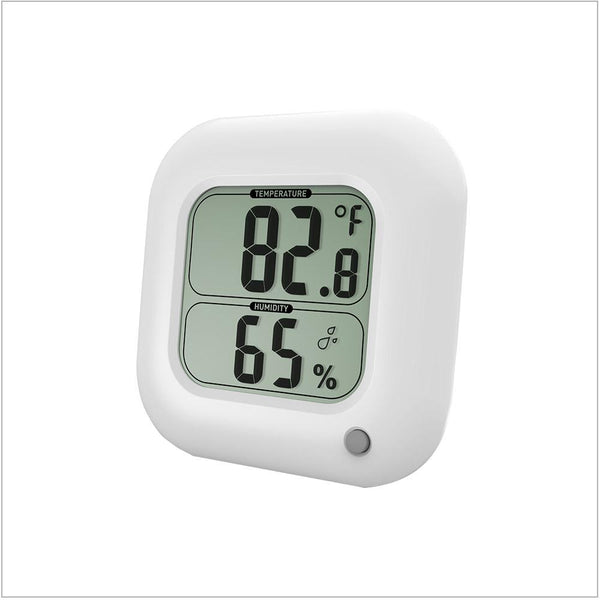 Square Thermo-Hygrometer - BALDR Electronic