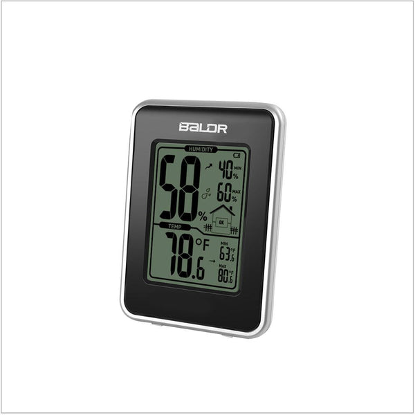 Trend Indicator Thermo-Hygrometer - BALDR Electronic
