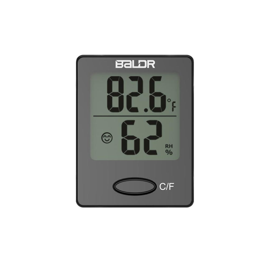 digital indoor thermometer - BALDR Electronic