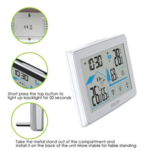 Waterproof Suction Cup Timer Clock