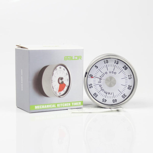 Mechanical Kitchen Timer Clock