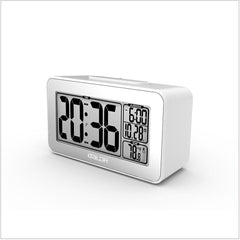 Smart Light Sensor Alarm Clock - BALDR Electronic