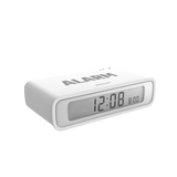 Flip Alarm Clock with Snooze
