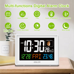 Jumbo Digital Wall Clock