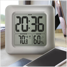 Waterproof Suction Cup Wall Clock